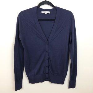 Ann Taylor LOFT Cardigan Sweater Sz S